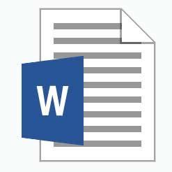 Contoh CV yang Baik dan Benar - Format CV Kosong